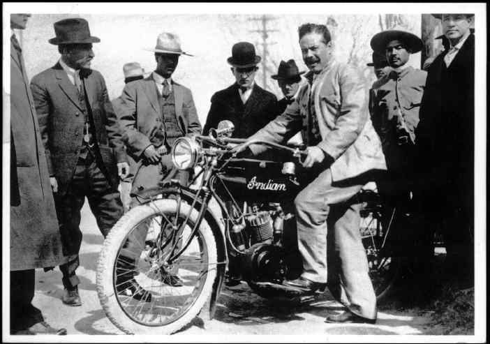 The Good Old Days Of Motorcycles And The Men Who Rode Them