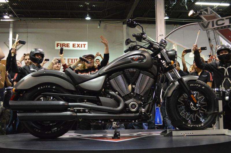 New Motorcycles Hitting The Market In 2014 & 2015