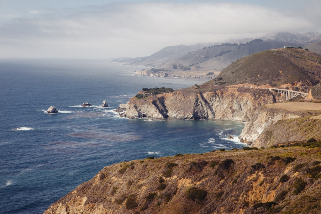 Best Roads- The Pacific Coast Highway in CA