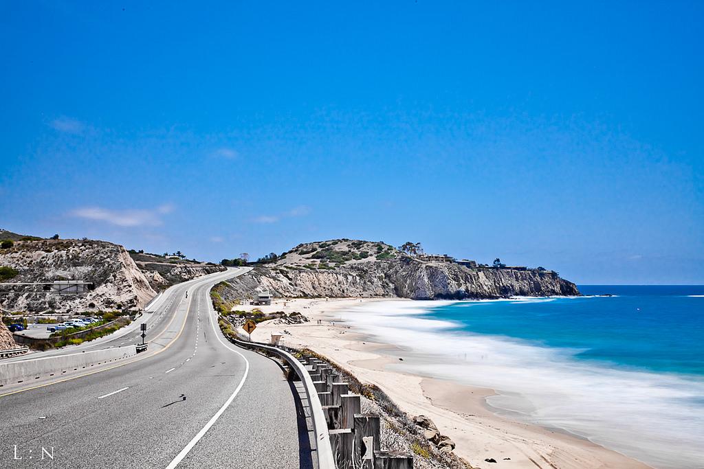 best roads  the pacific coast highway in ca