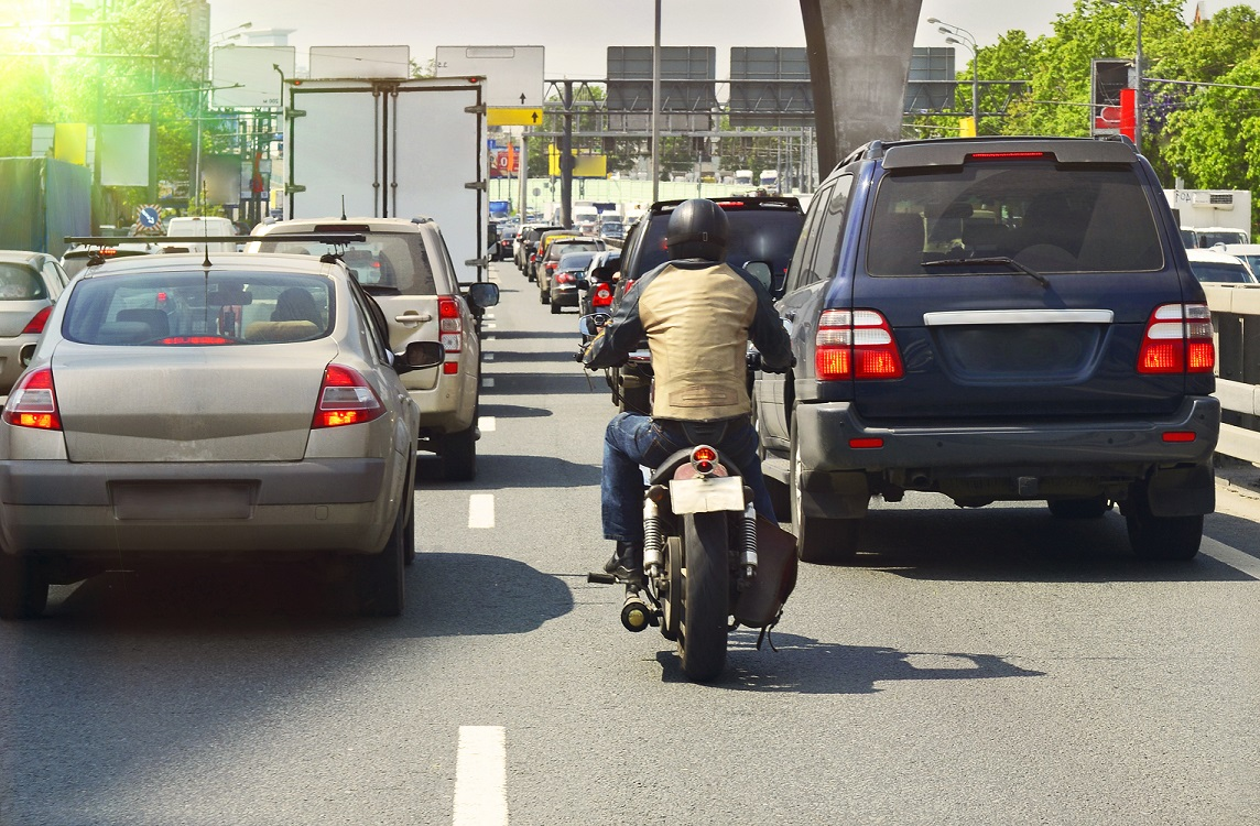 Lane Splitting is Officially Legal in California and now the Fine Tuning Begins