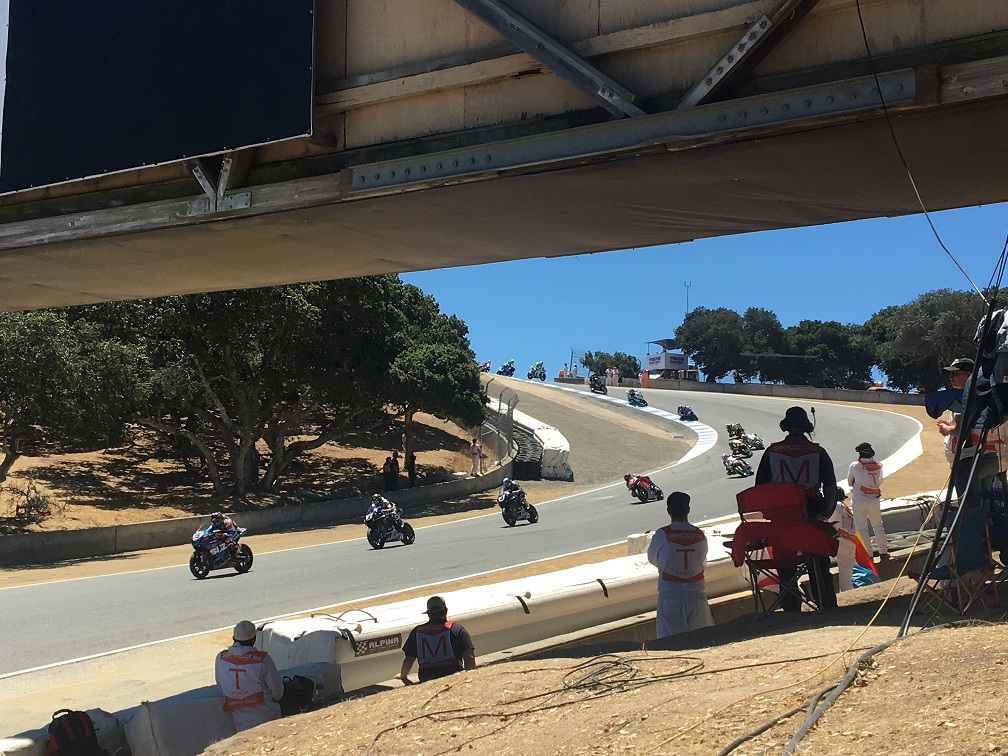 6 Tips for the Socal Rider's Laguna Seca Experience