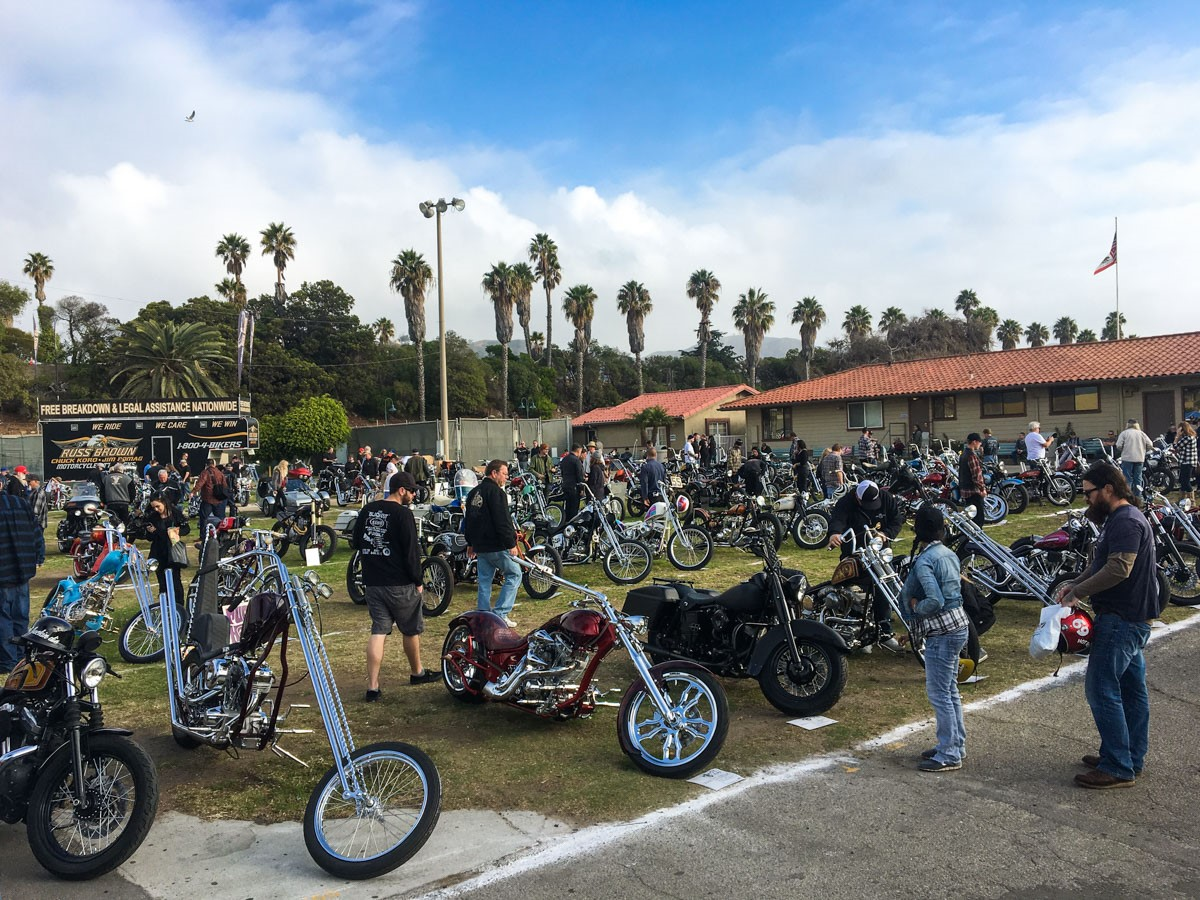 David Mann's Chopper Fest