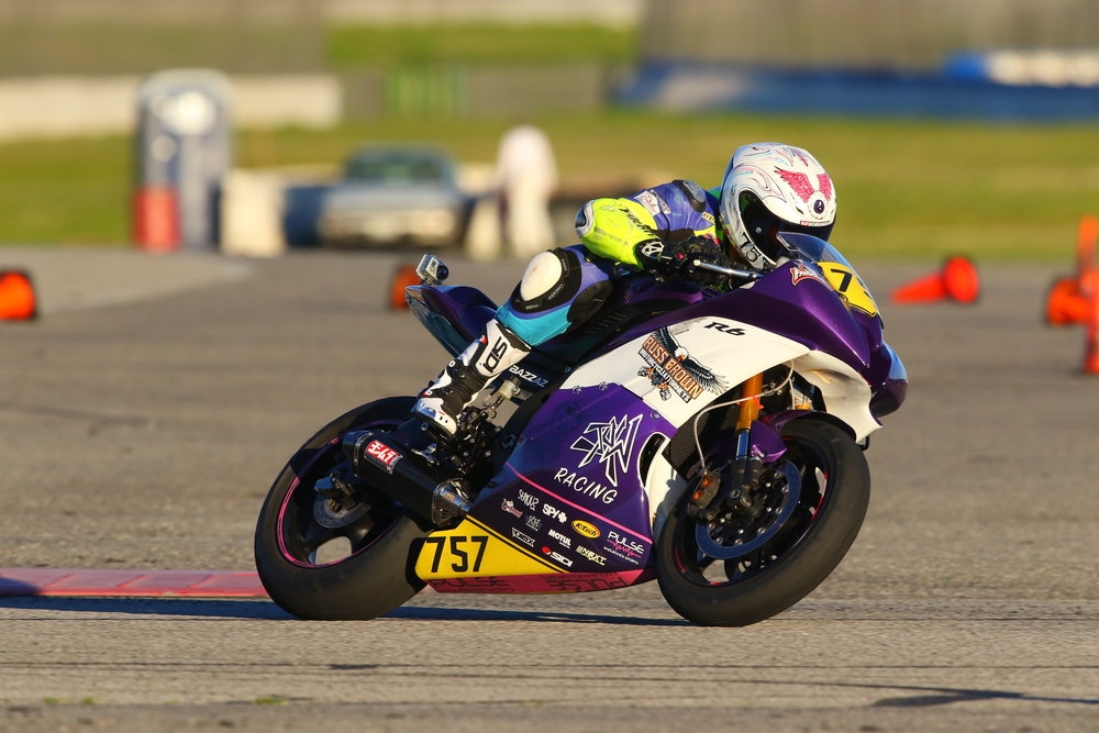 Meet Our New Russ Brown Motorcycle Attorneys Sponsored Racer