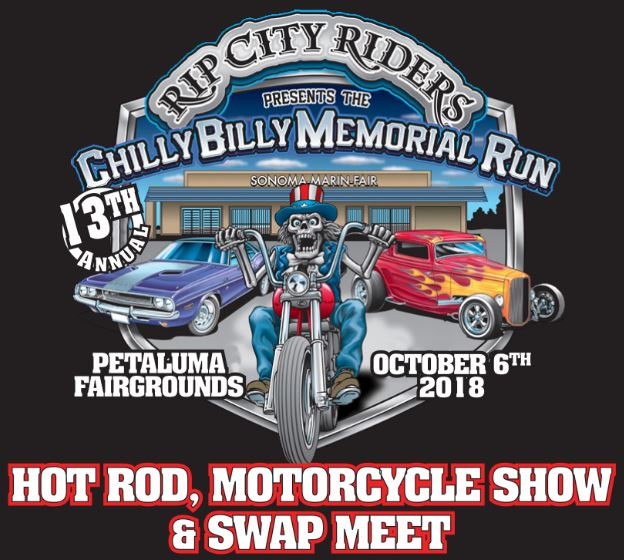 RIP CITY RIDERS CHILLY BILLY RUN