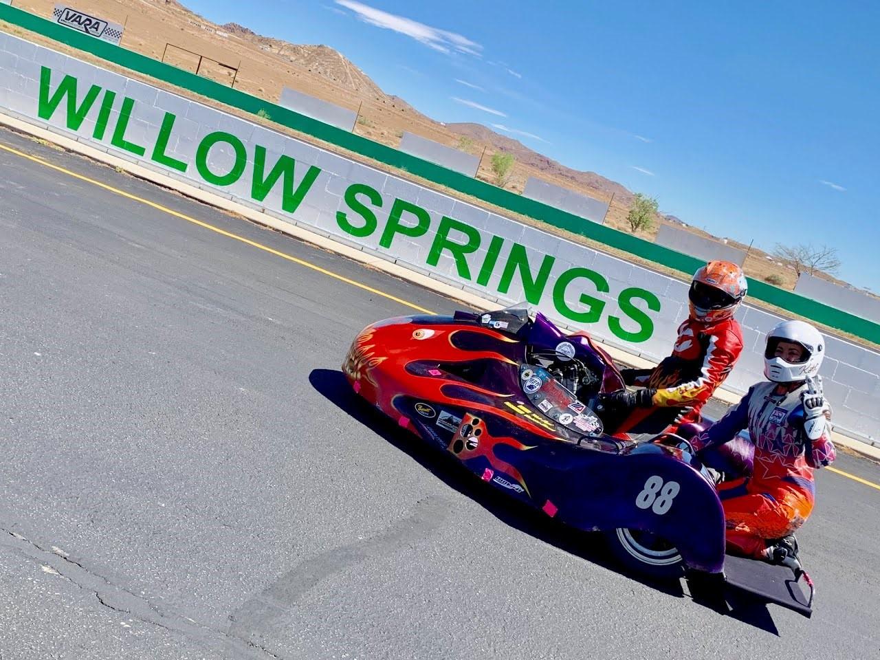 AHRMA Vintage Racing at Willow Springs: Modern Speed on